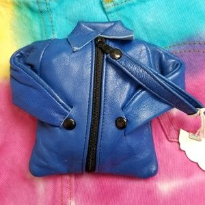 Cutest Leather Coin Purse EVER!!